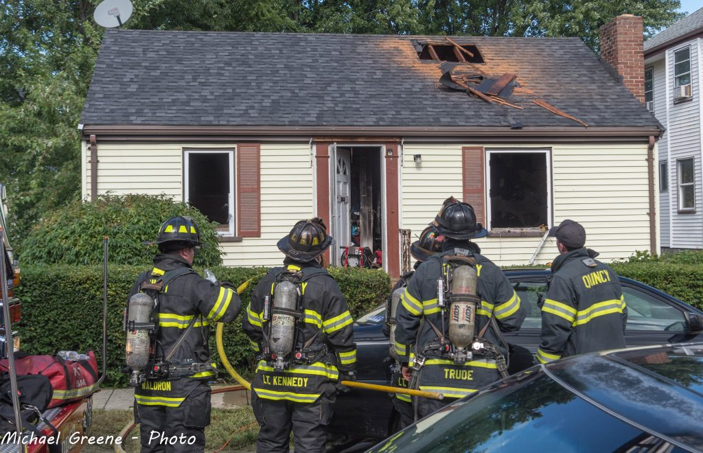 Two-Alarm Fire Caused $100,000 In Damage