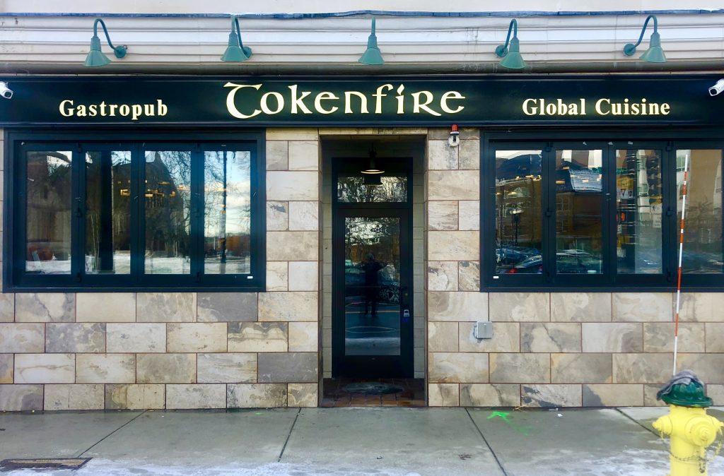 Tokenfire Restaurant Opens In Quincy Center
