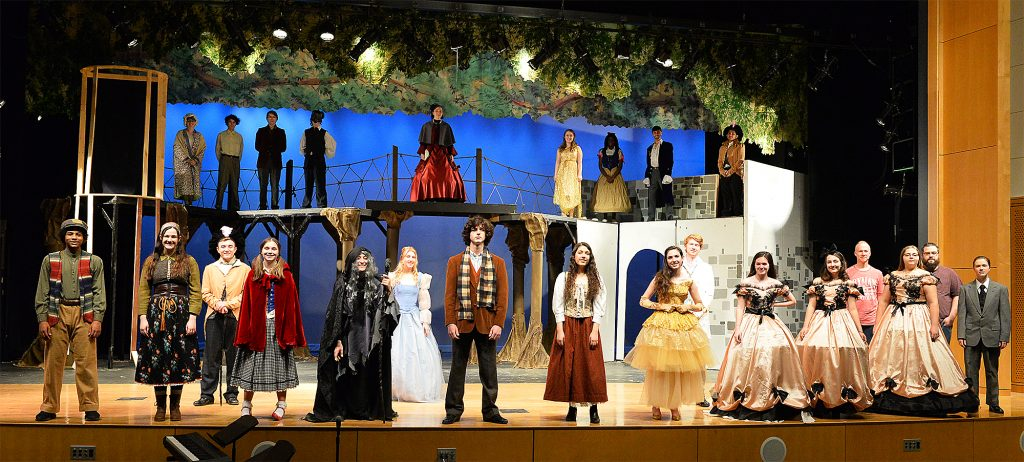QHS Drama Club's 'Into The Woods' Cancelled Due To Virus Concerns