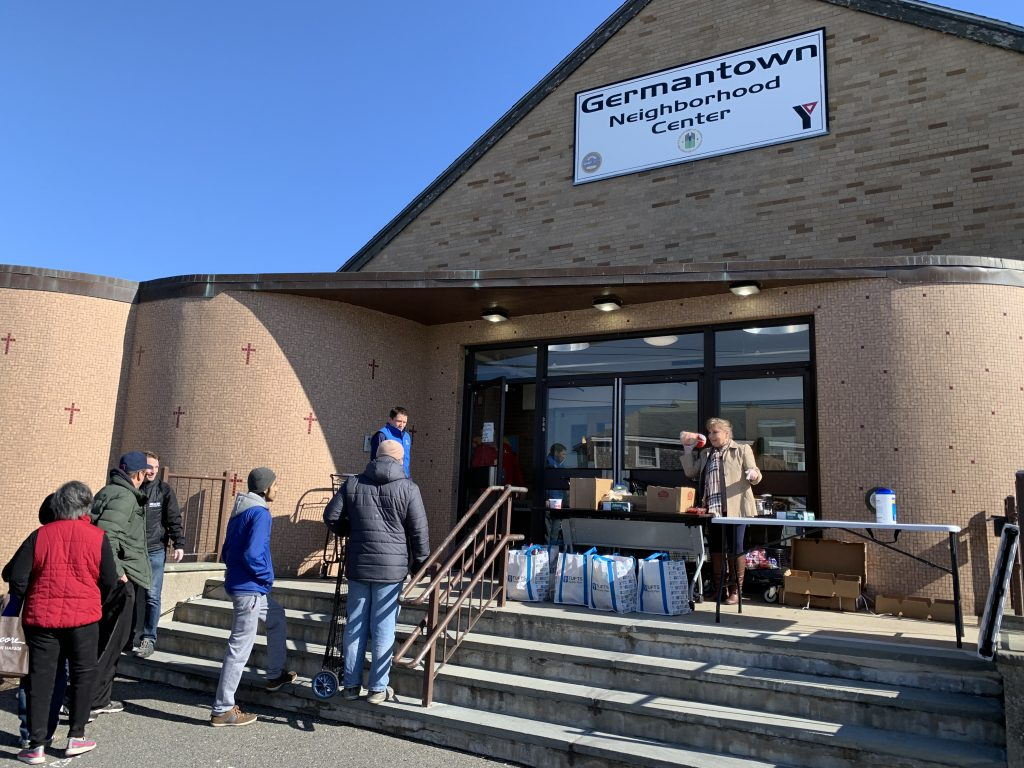 South Shore YMCA Food Pantry Available To Quincy Residents