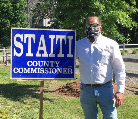 Richard R. Staiti Candidate For Norfolk County Commissioner
